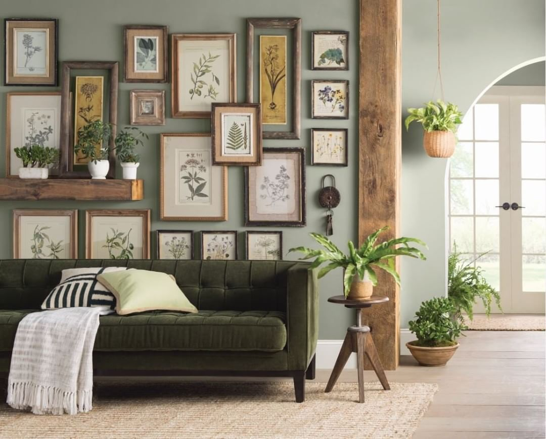 Subtly incorporate green into your home decor with nature inspired ...