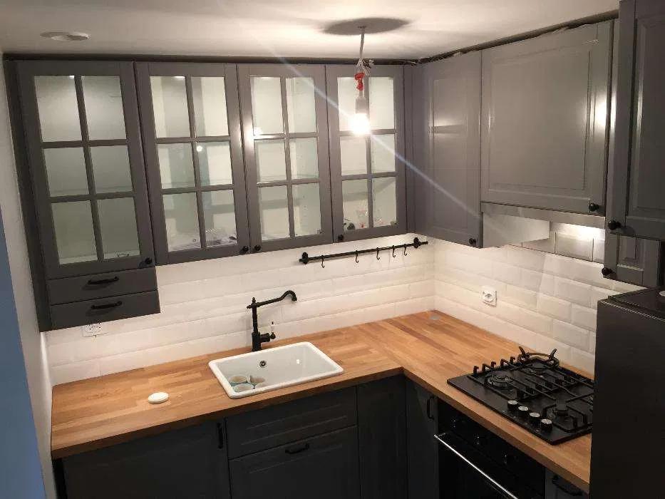 Kuchnia Ikea Projekt Transport I Montaz Koszalin Kolobrzeg Kolobrzeg Olx Pl Kitchen Cabinets Decor Home