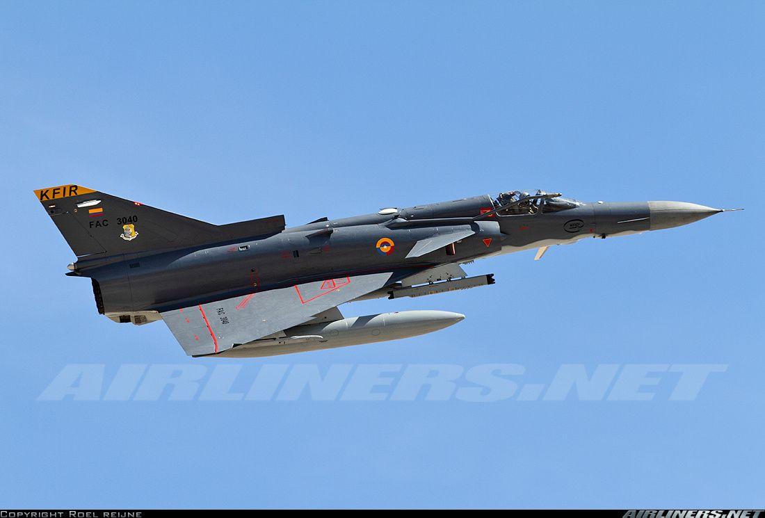 Military Aircraft Israeli Industries Kfir