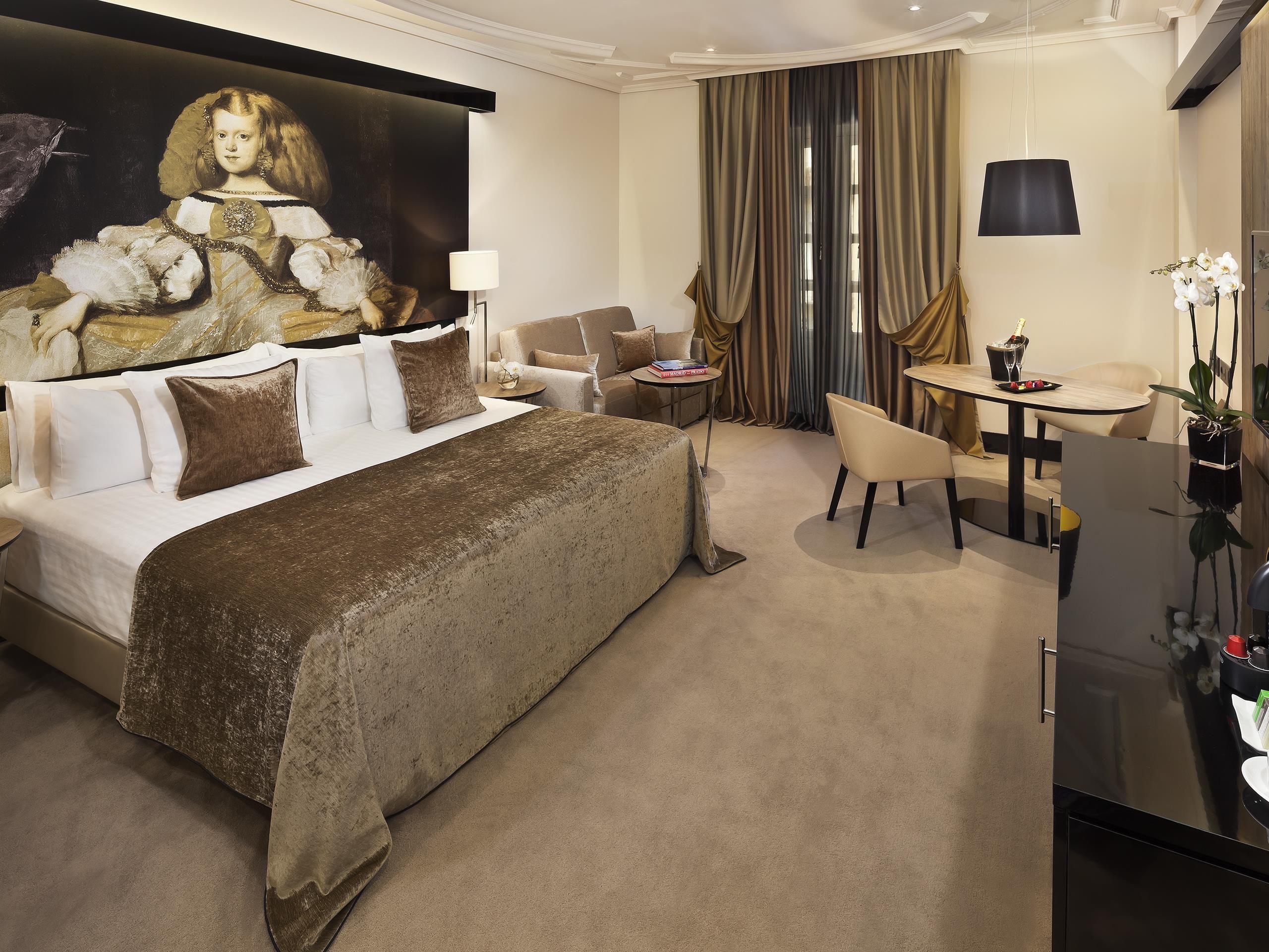 Gran Melia Palacio De Los Duques Madrid Spain Europe  # Muebles Duquesa