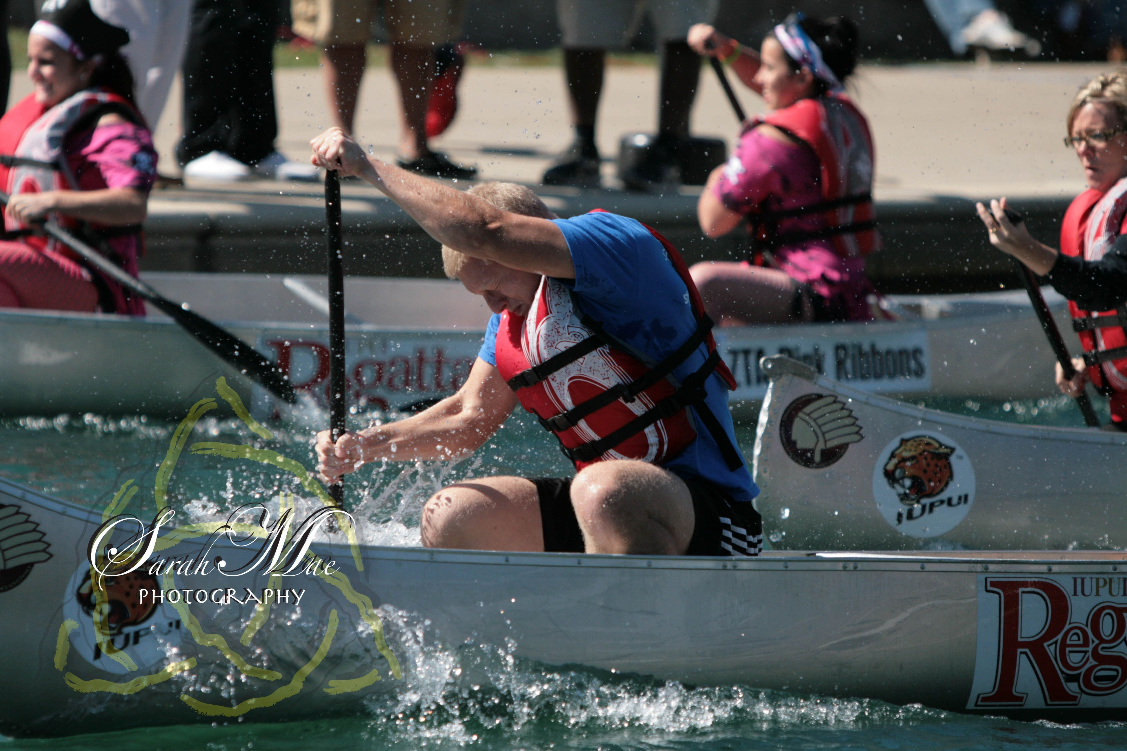 Iupui 4th Annual Regatta This Is My Favorite Shot Out Of The Hundreds I Took The Whole