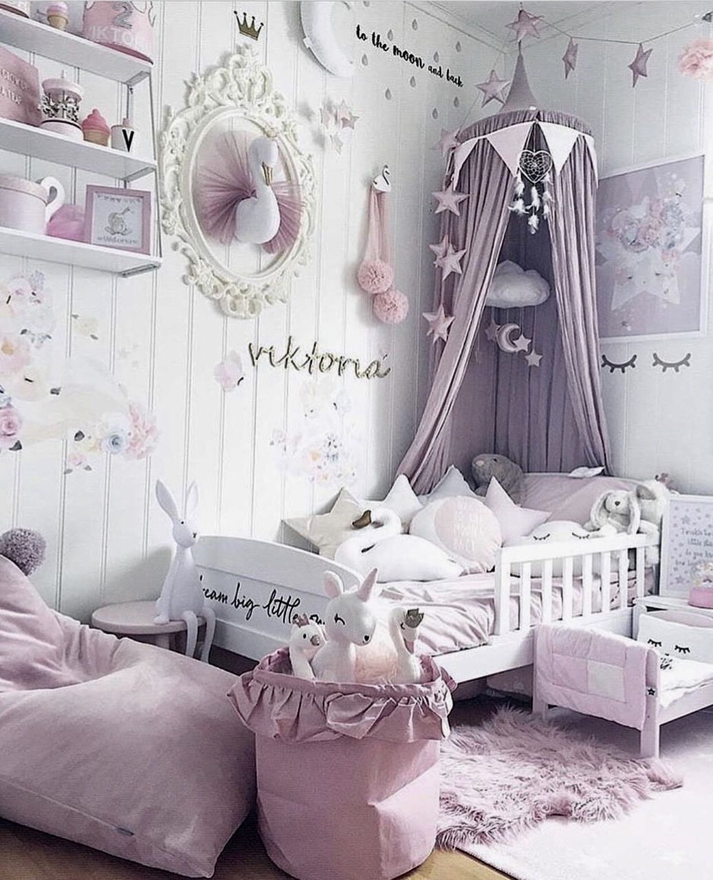 25 Best Kids Bedroom Ideas For Small Rooms You Should Try Now Toddler Girl Room Baby Room Decor Girl Nursery Room