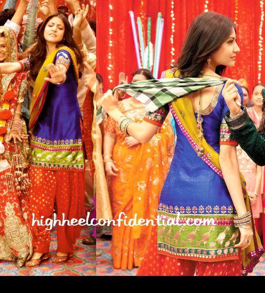 Anushka Sharmas Outfit In Band Baaja Baarat 3 Muuuust