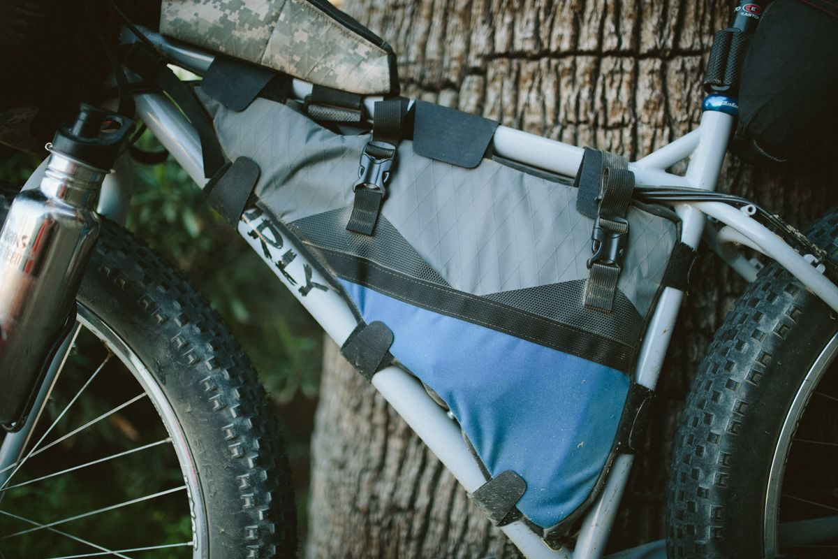 Zipperless Frame Bag Review