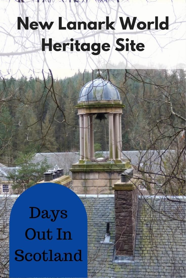 New Lanark World Heritage Site is home to a 200 year old cotton mill, which was unique in it's day for the utopia created by Robert Owen.  From fair pay to a free school, click through to read more.