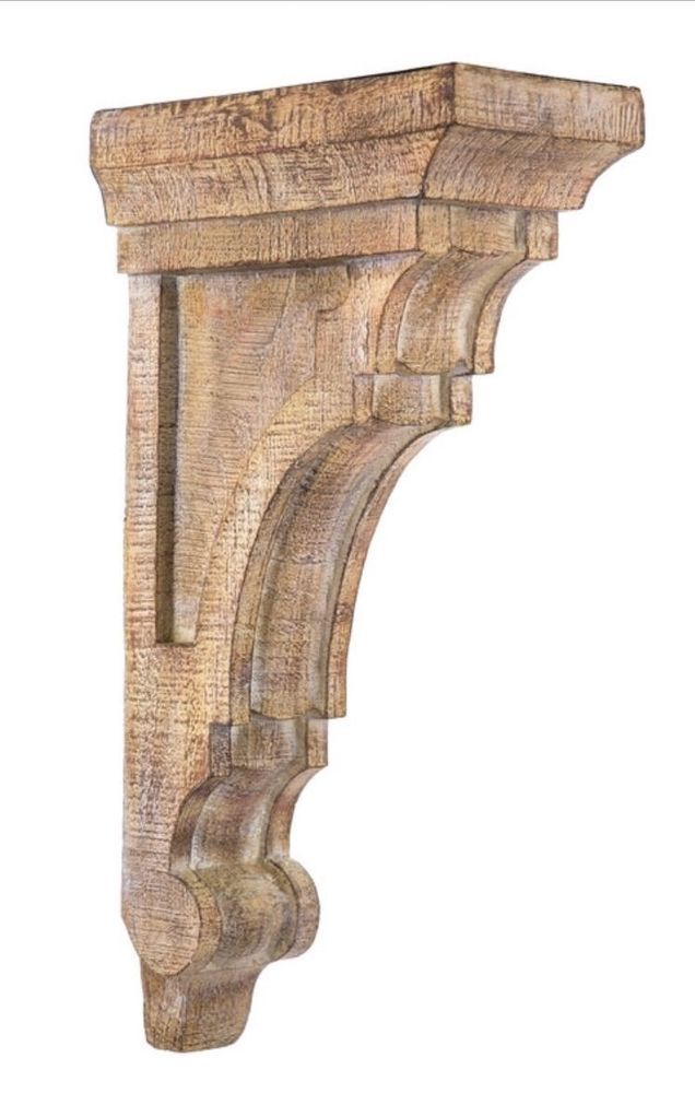 Large Rustic Corbels Brackets Tuscan Style Set Of 2 Corbels Tuscan Decorating Corbels Tuscan Design