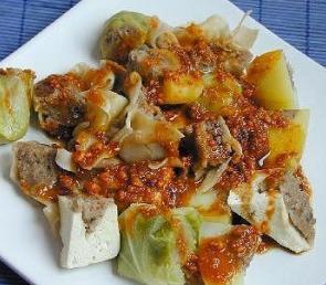Resep Siomay Bandung Masakan Masakan Indonesia Resep