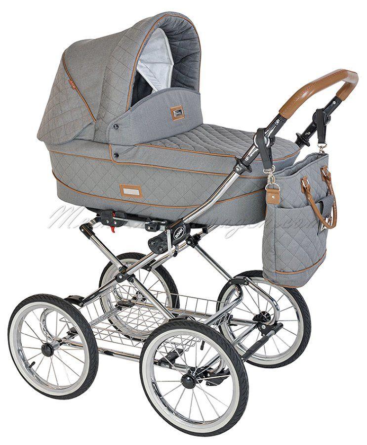 Classico Sofia Kinderwagen Der Klassiker Revival Klassischer Kinderwagen Kinderwagen Baby Kinderwagen