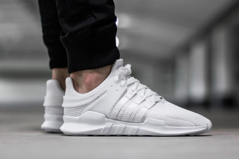 Adidas EQT Support ADV 91 16 Triple White & Black
