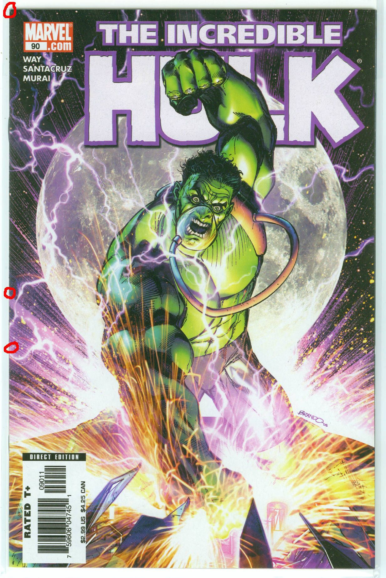 Title: Incredible Hulk | Year: 2000 | Publisher: Marvel | Number: 90 |  Print: 1 | Type: Regular | TitleId: 67965814-c6b7-468a-a2c1-9d3984f36d57