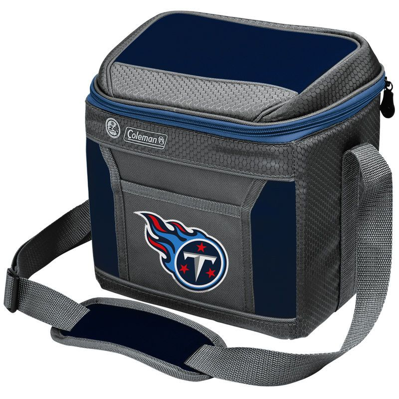 Tennessee Titans Coleman 9Can 24Hour SoftSided Cooler