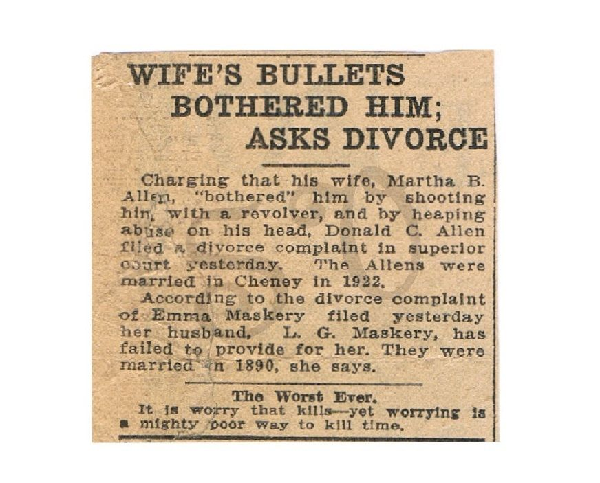 divorce publication articles