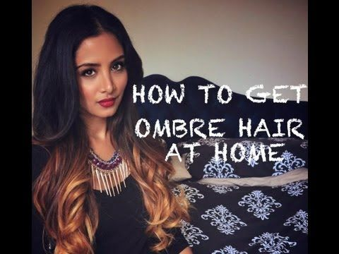 Diy ombr hair tutorial for dark hair hair pinterest dark diy ombr hair tutorial for dark hair solutioingenieria Gallery