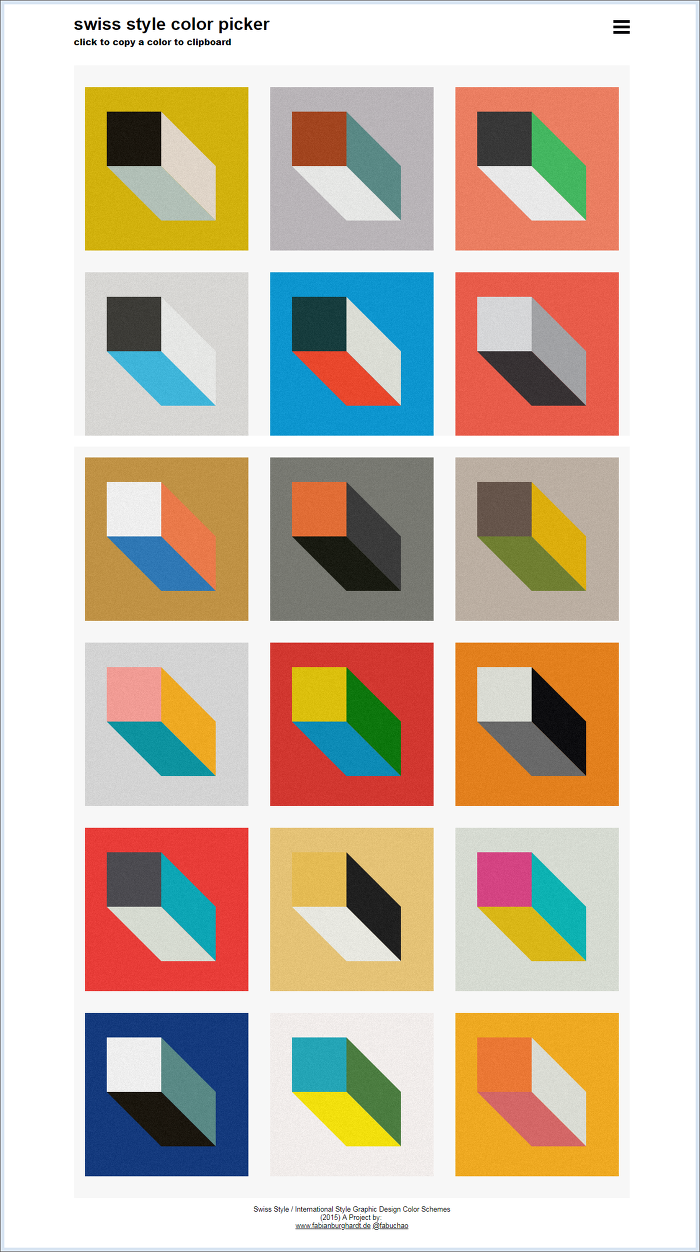 GPS & MAP :: SWISS Style Color Picker   Color   Animasi