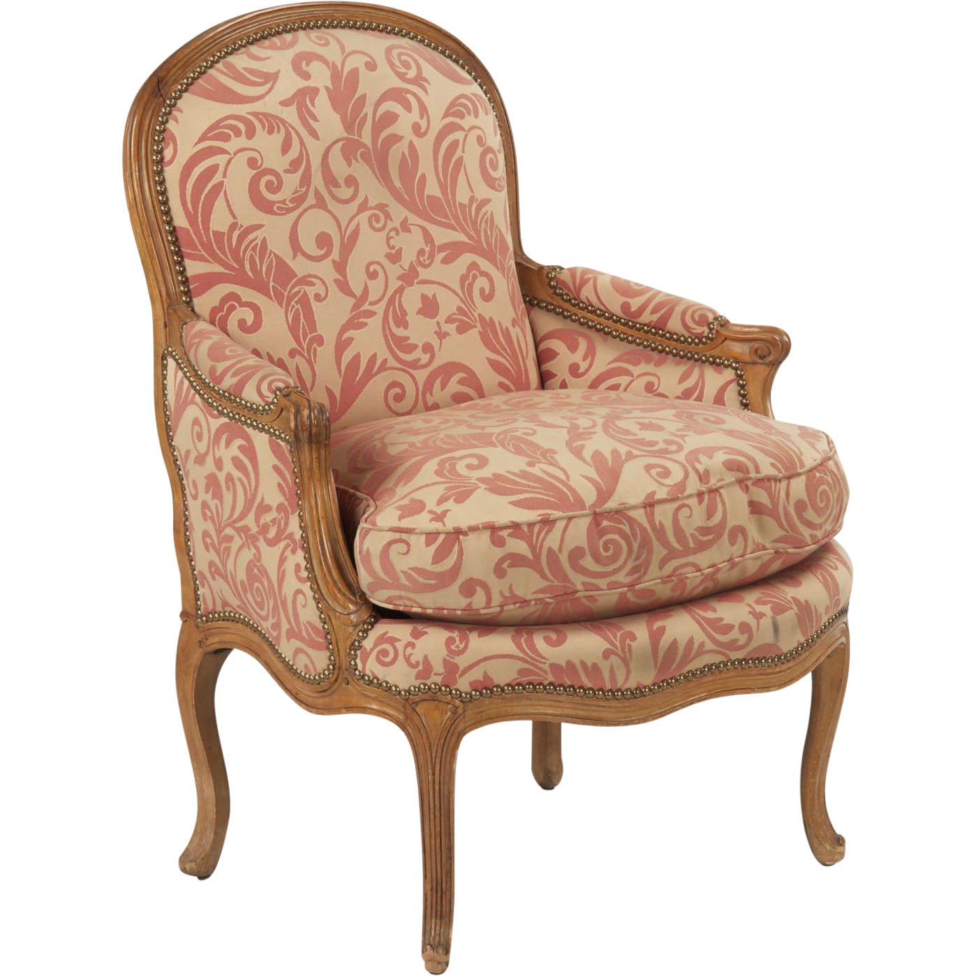 Antique bergere chair - French Antique Bergere Arm Chair C Late 18th Early 19th Century