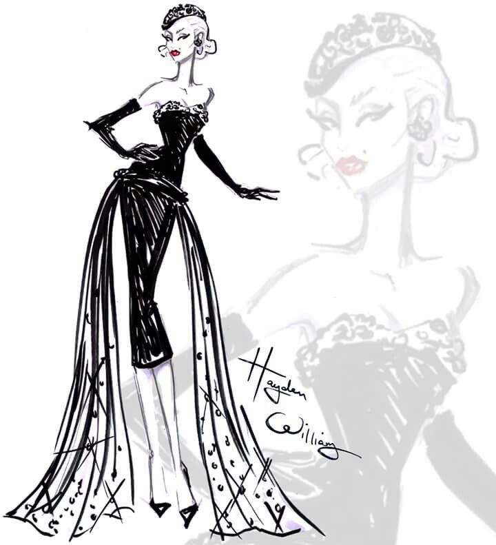 'Stylish Soirée' by Hayden Williams