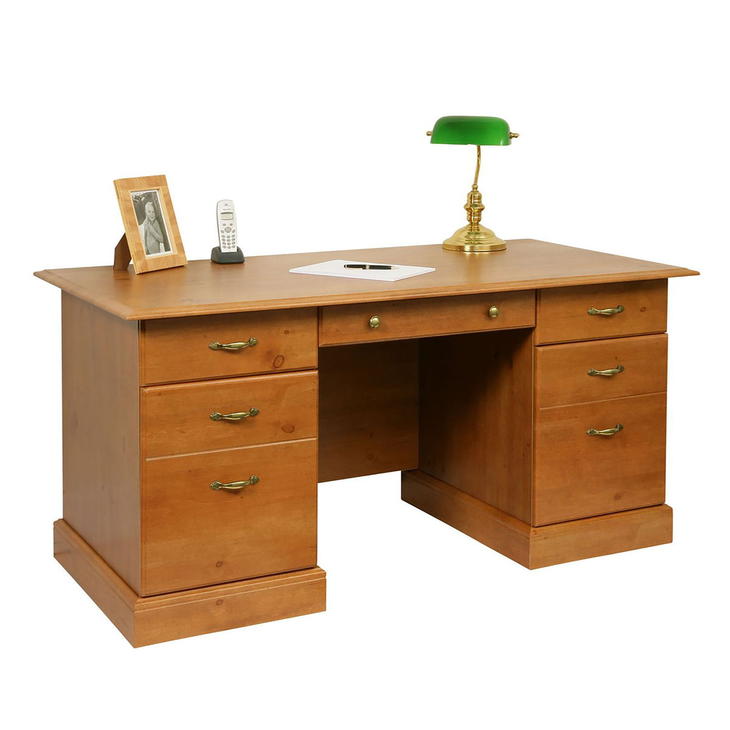 Furniture Contemporary fice Desks With Drawers And puter Rack