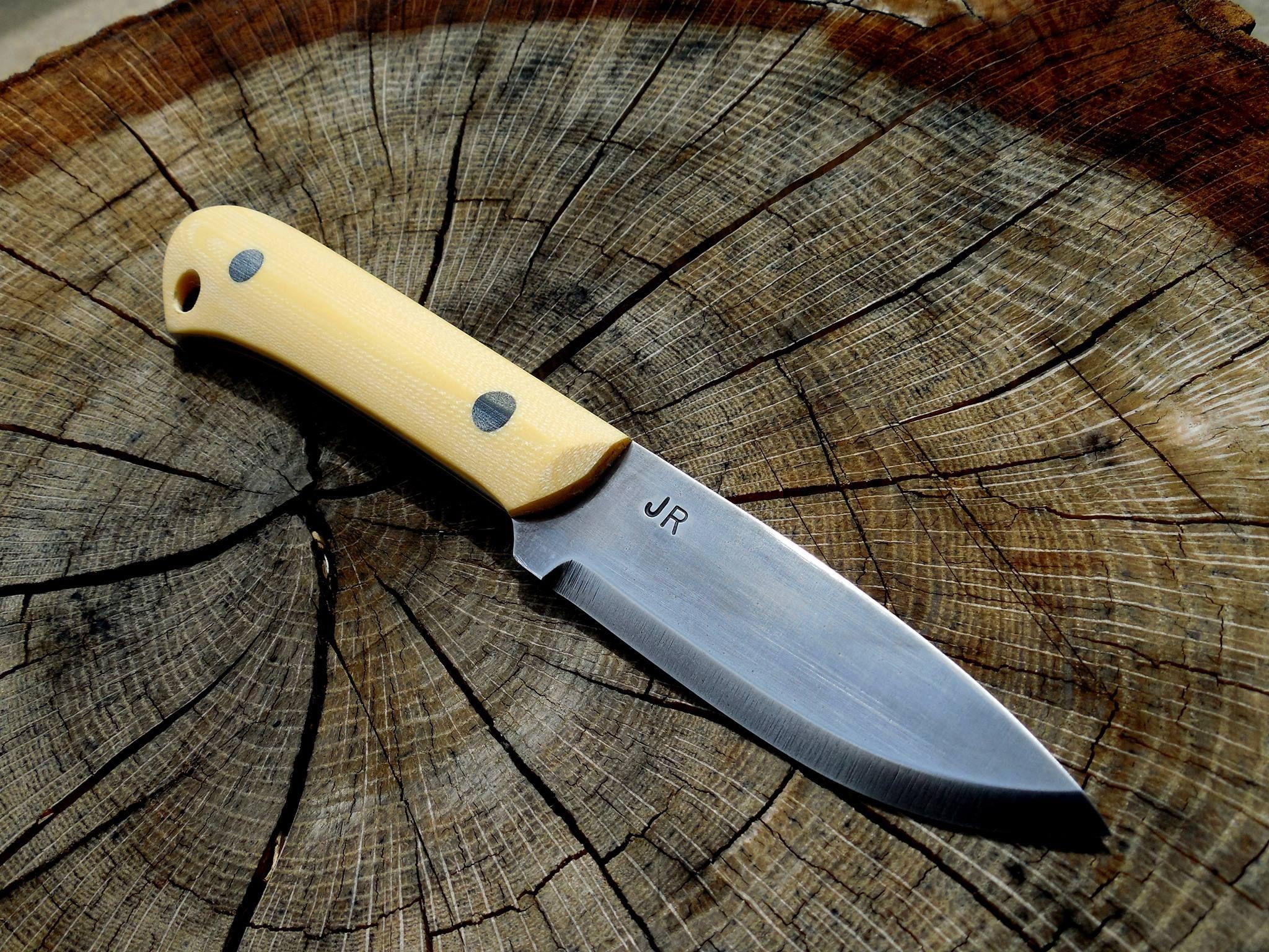 Jrus survivalbushcraft survival knife pinterest knives