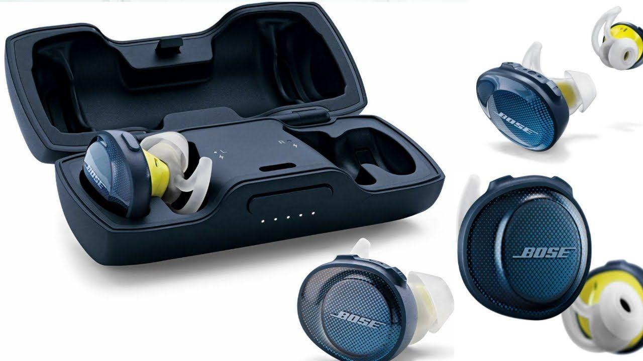 Bose SoundSport Free True Wireless Earbuds🍁🍁 in 2020