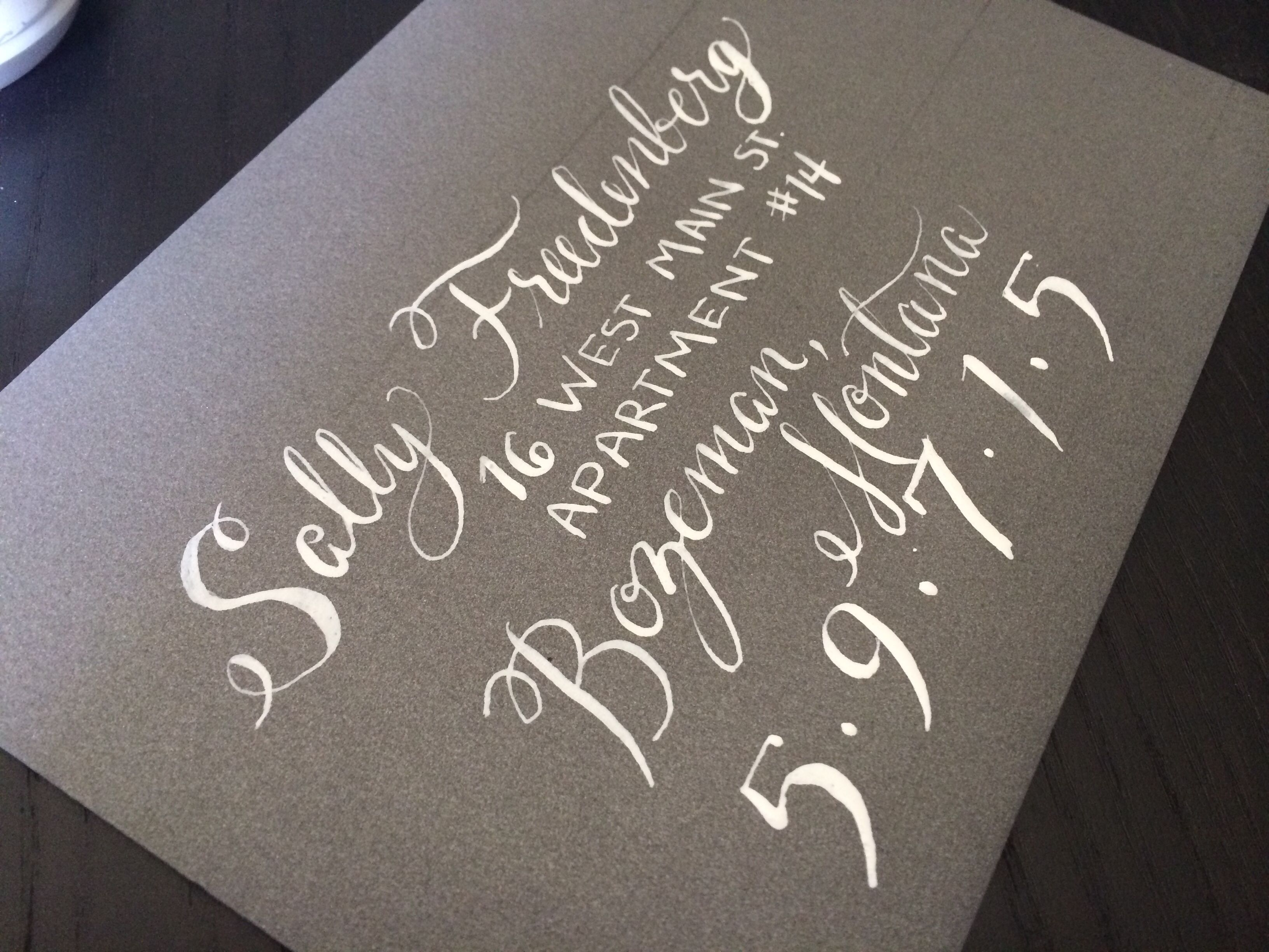 Diy black white and gold wedding invitation paper