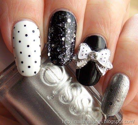 Nail Treasures #nail #nails #nailart