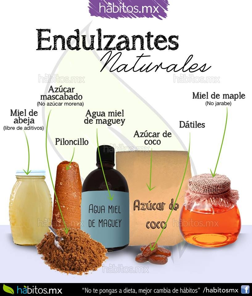 Hábitos Health Coaching | ENDULZANTES NATURALES