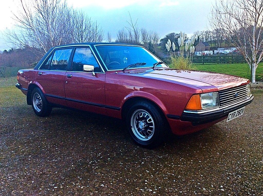 Check Out This Classic Ford Ford Granada Rare 2 0l Mk2 Pre