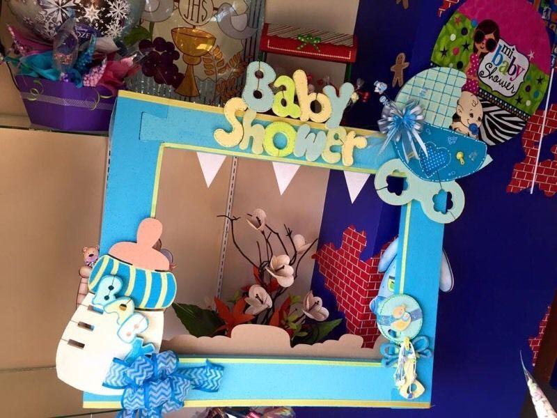 Decoraciones de marcos en anime para fiestas infantiles for Decoracion marcos fotos