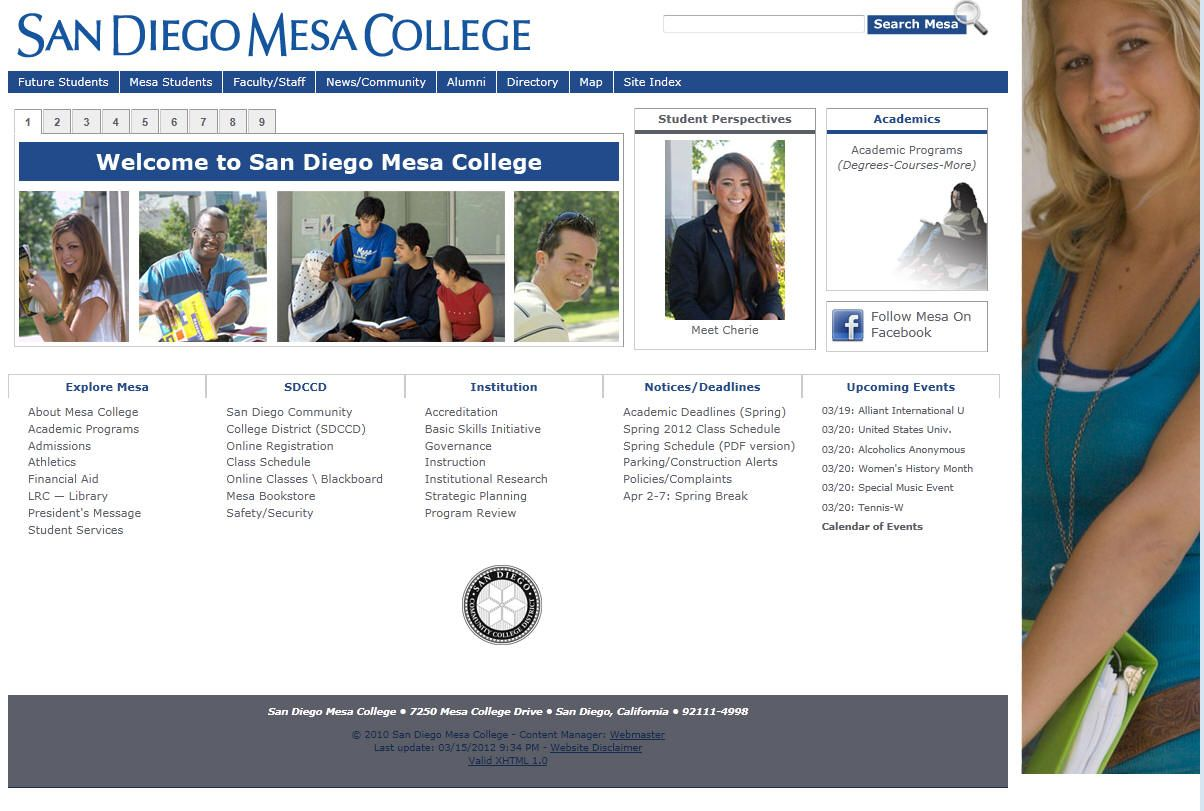 San diego mesa college with images college college