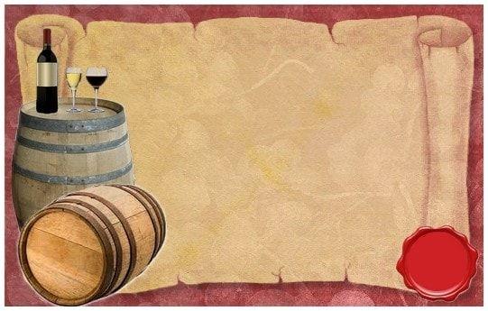 Etiquette De Bouteille De Vin Personnalisée Gratuite
