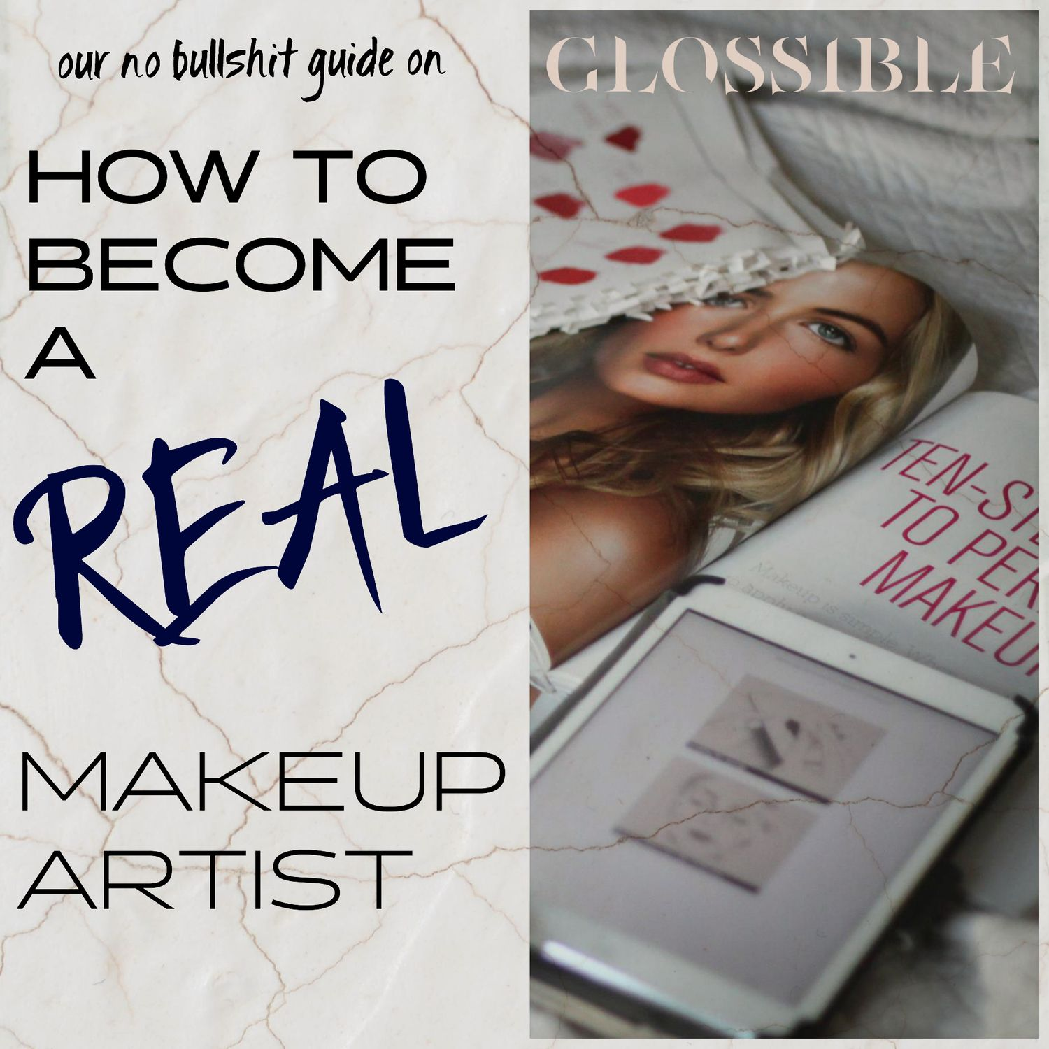 Jan 27 HOW TO A REAL MAKEUP ARTIST a