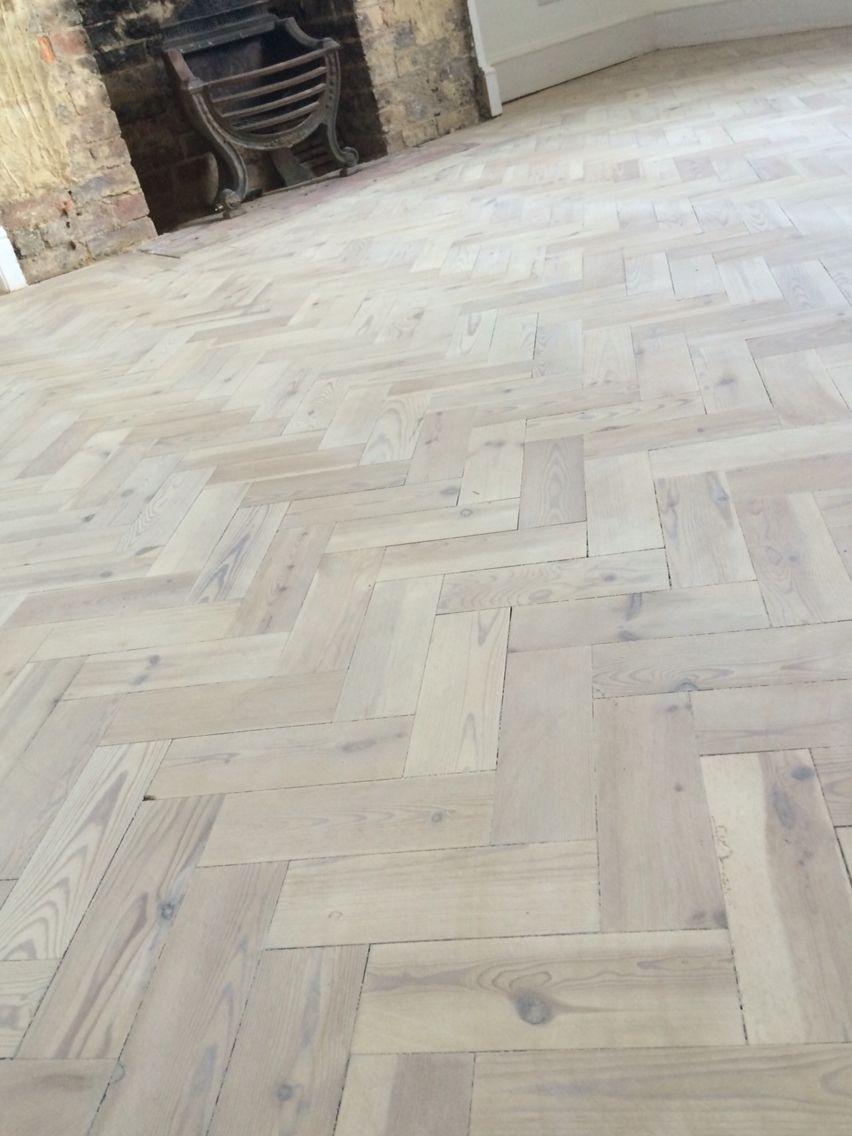 Woca White Lye White Oil Flooring White Washed Floors