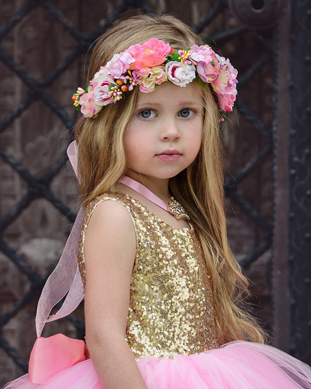 Princess Flower, Flower Girl