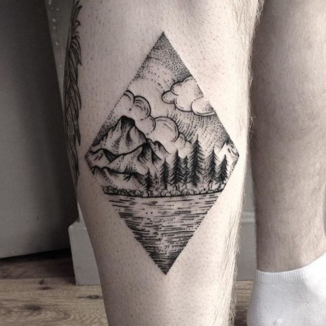 Kathrynyates pretty tattoos pinterest tattoo tatoo for Minimalist house tattoo