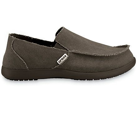 a6a811d749cb4f Crocs™ Men s Santa Cruz - Casual style for men meets a whole new world of  extreme comfort. Loafer style. Lightweight canvas upper. Large variety of  colors.