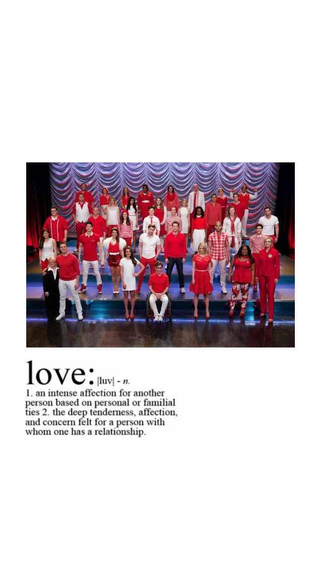 Photo of Glee packs&locks (@gleestuffs)