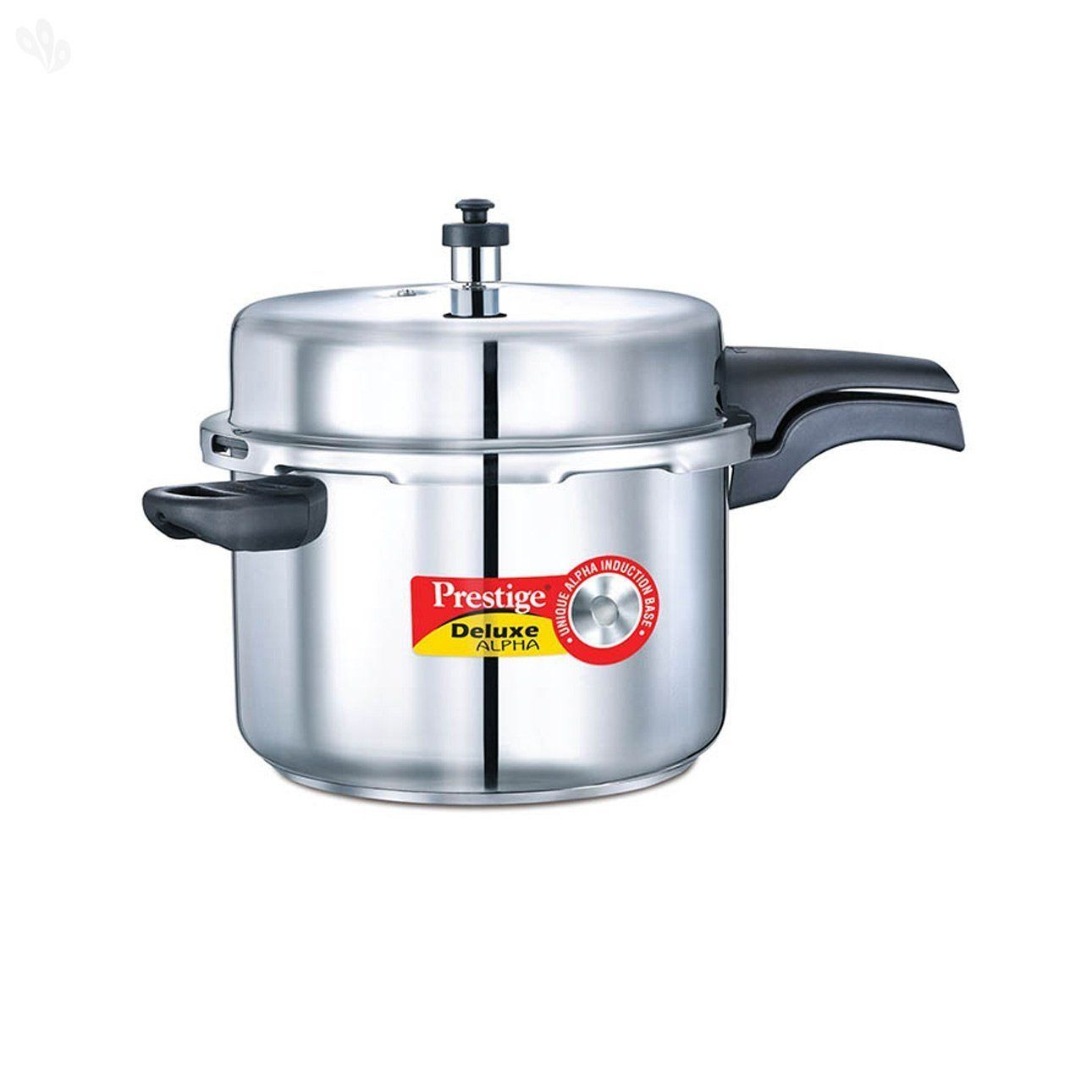 Prestige 8-Liter Deluxe Alpha Induction Base Stainless Steel ...