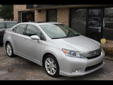 Used 2010 Lexus Hs 250 Navigation For Sale Georgetown Auto Sales