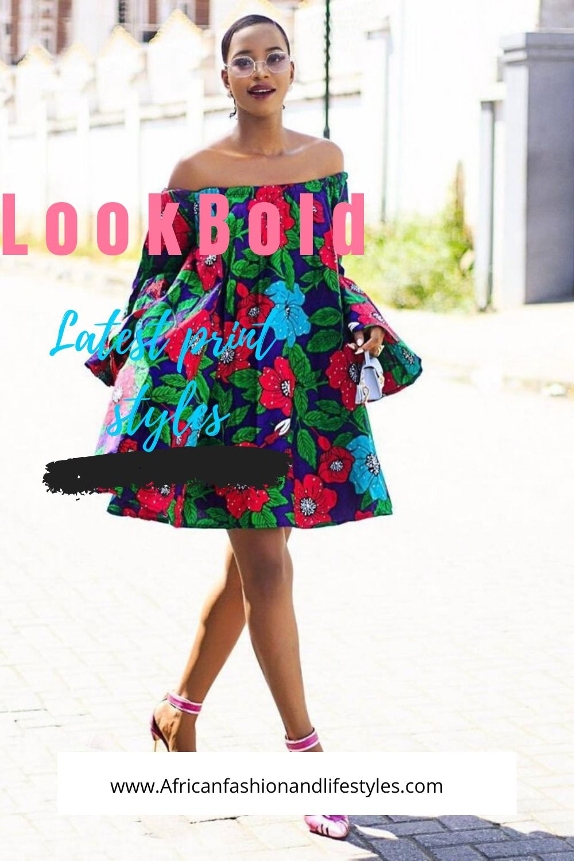 Bold African Print Styles Summer Fashion Dresses African Print Fashion African Print Fashion Dresses [ 1500 x 1000 Pixel ]
