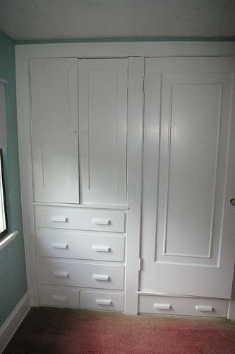 Built-ins, northwest bedroom in 2020 | Built in wardrobe ...