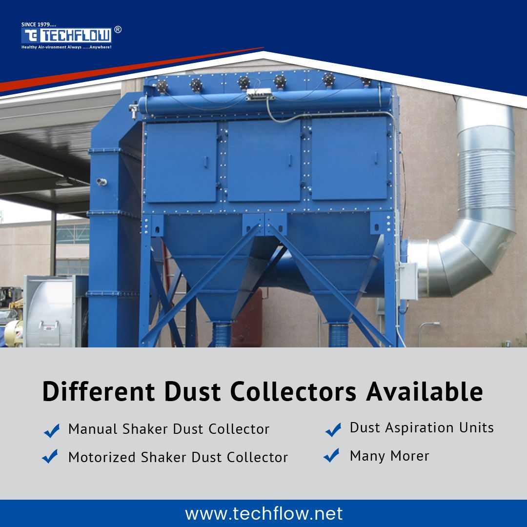 DustCollectionSystem helps to improve the air quality in