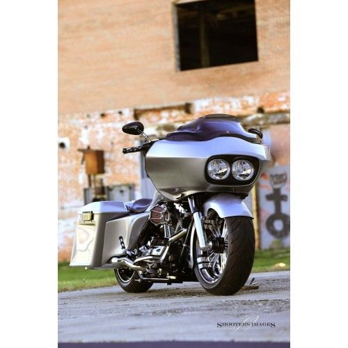 NATIVE 180 / 200mm Front Tire Kit