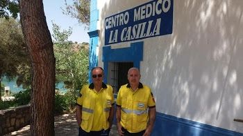 Los 23 Del Campo De Montiel Consultorio Medico 2 De Septiembre Medicos