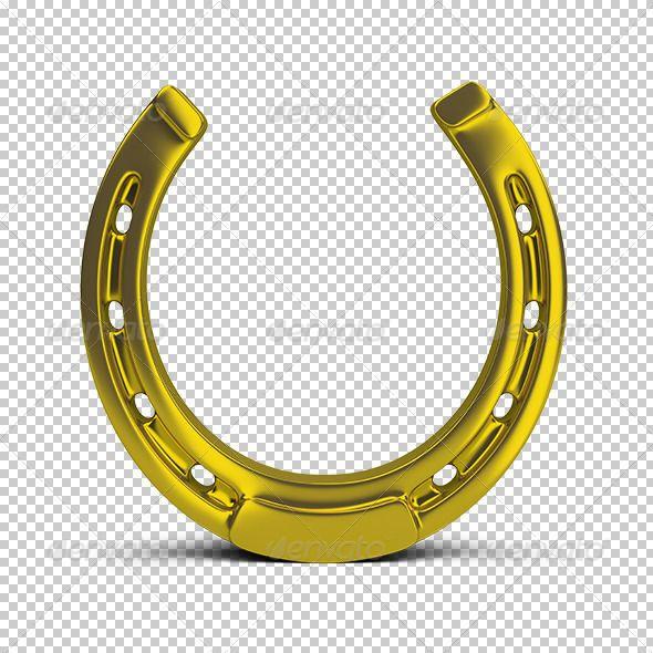 Horseshoe Horseshoe Alpha Channel Graphic Design Templates