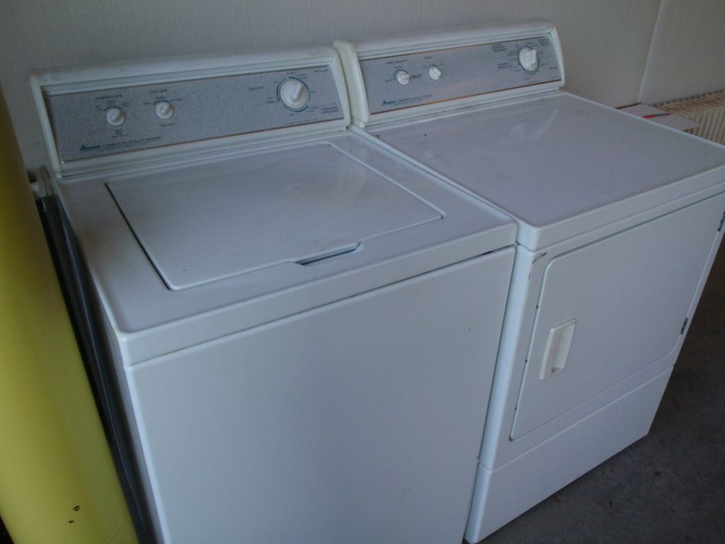 how to drain a washer for moving