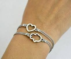 Image result for silver  bracelet stack