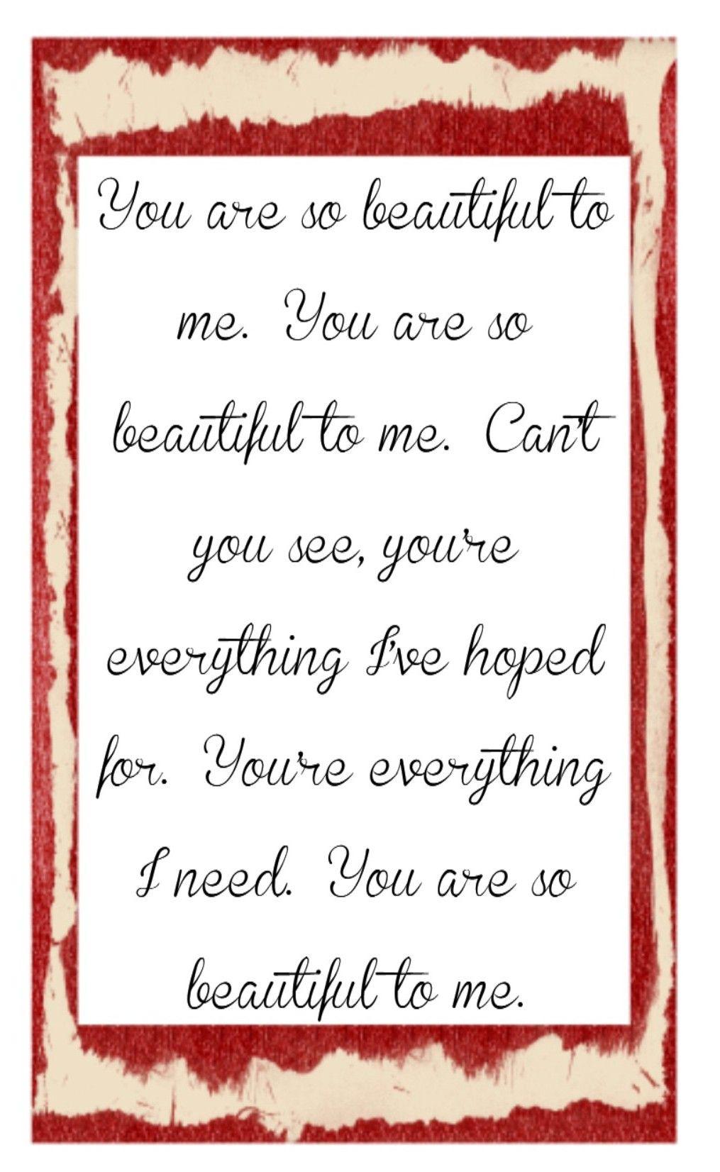 Joe Cocker   You Are So Beautiful   You are so beautiful to me ...