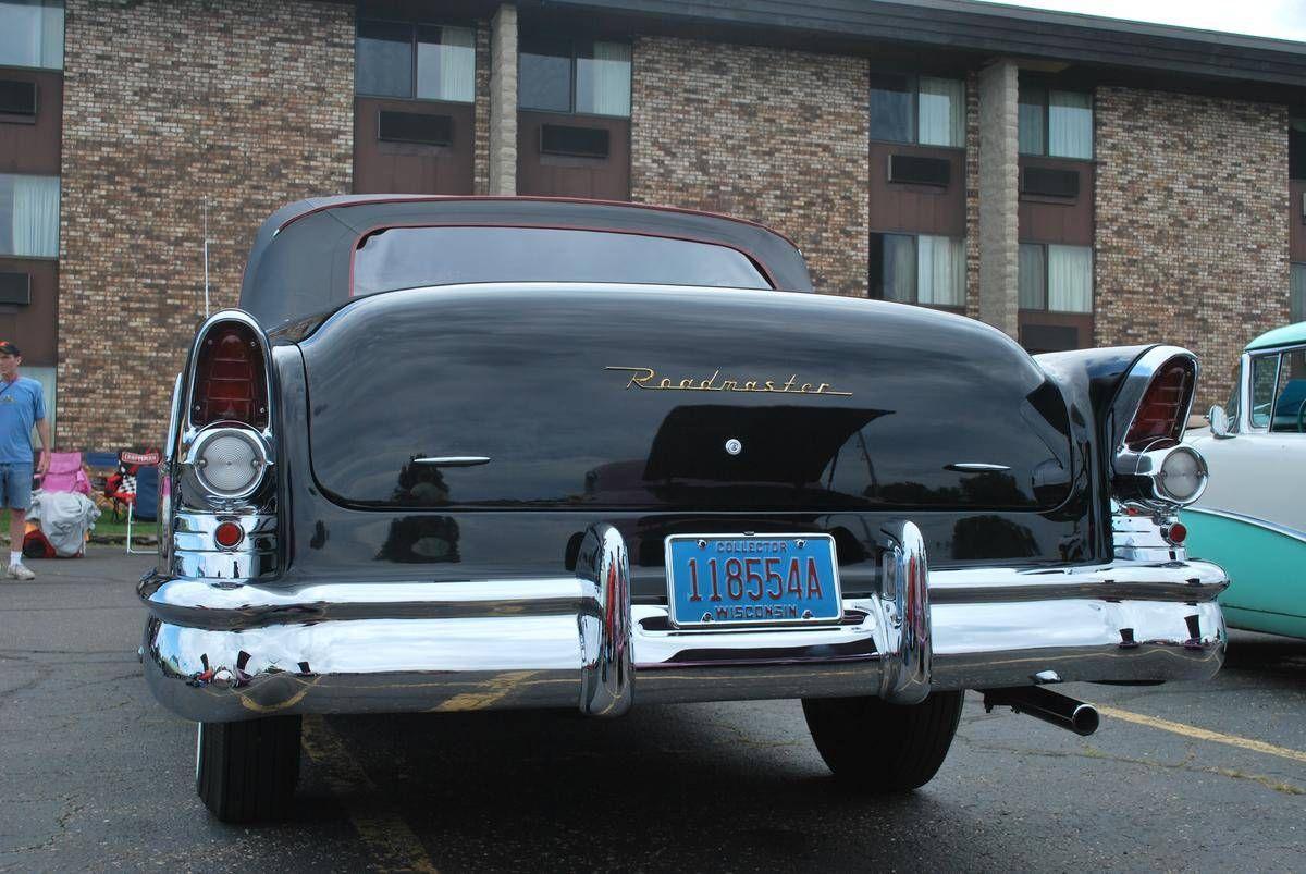 1955 Buick Roadmaster 76c For Sale 1789965 Hemmings Motor News