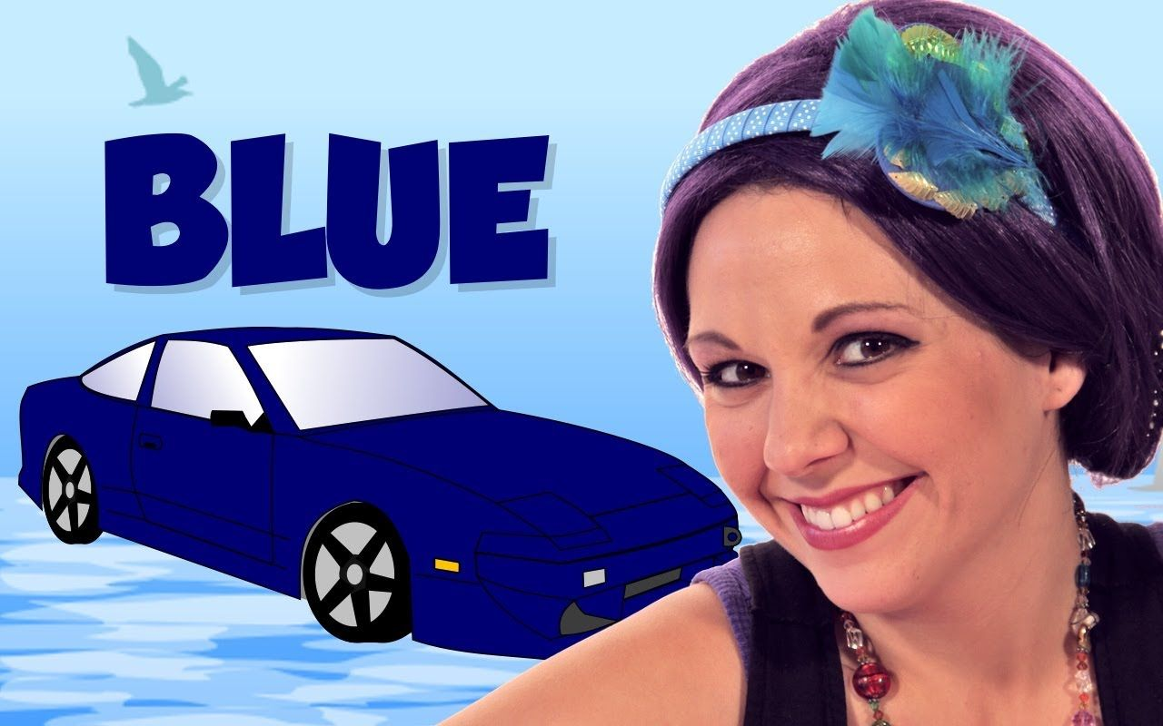 Learn About The Color Blue More Color Videos Https Www Youtube Com Watch V Qdsa0 Tj W List Pl948111747e2ab539 Color Songs Blue Color Learning Colors