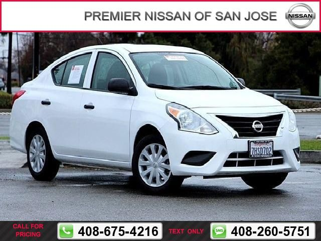2015 Nissan Versa S Call For Price Miles 408 675 4216 Transmission: Manual